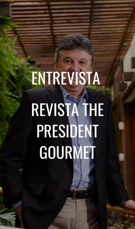 Revista The President Gourmet